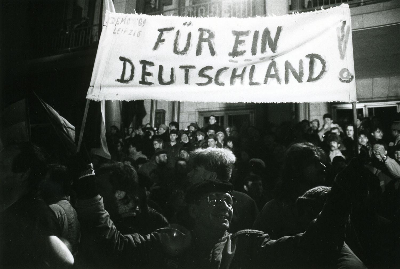 Montagsdemonstration von Merit Schambach