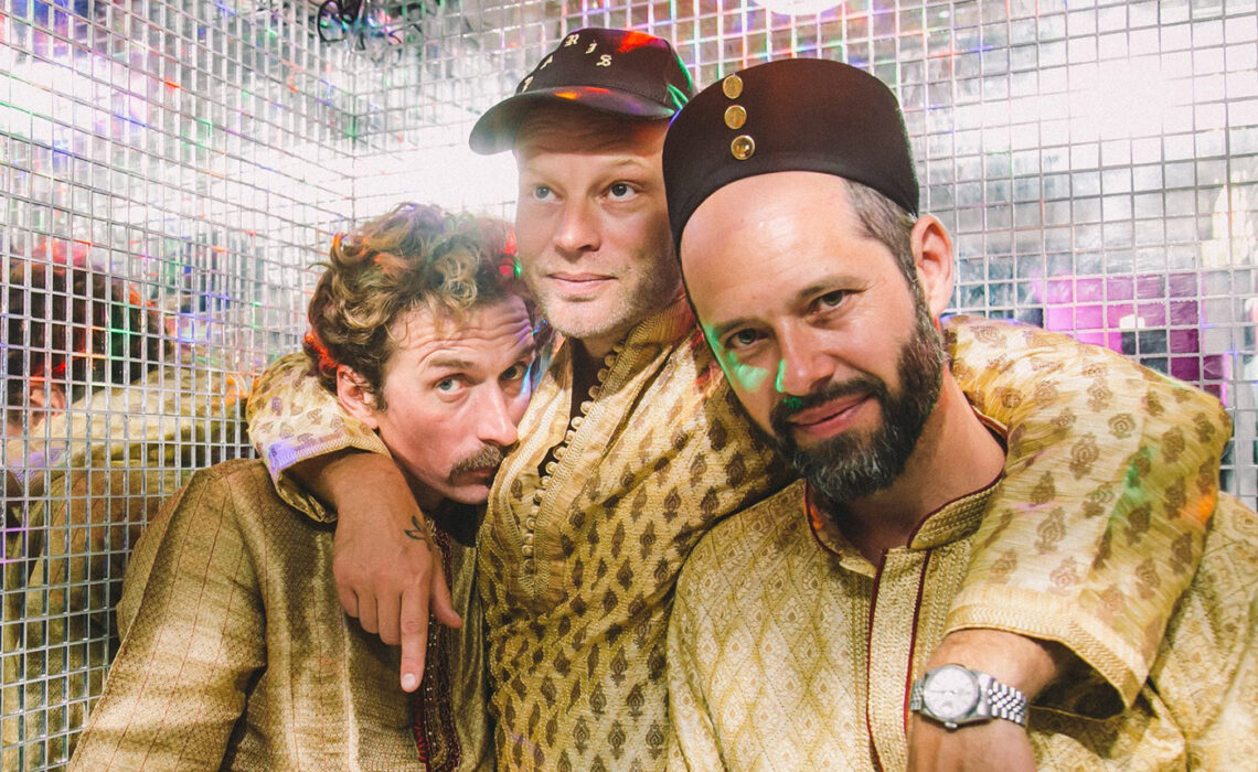 WhoMadeWho: Synchronicity