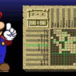 Mario's Picross - Ein Hausmittel gegen Stress
